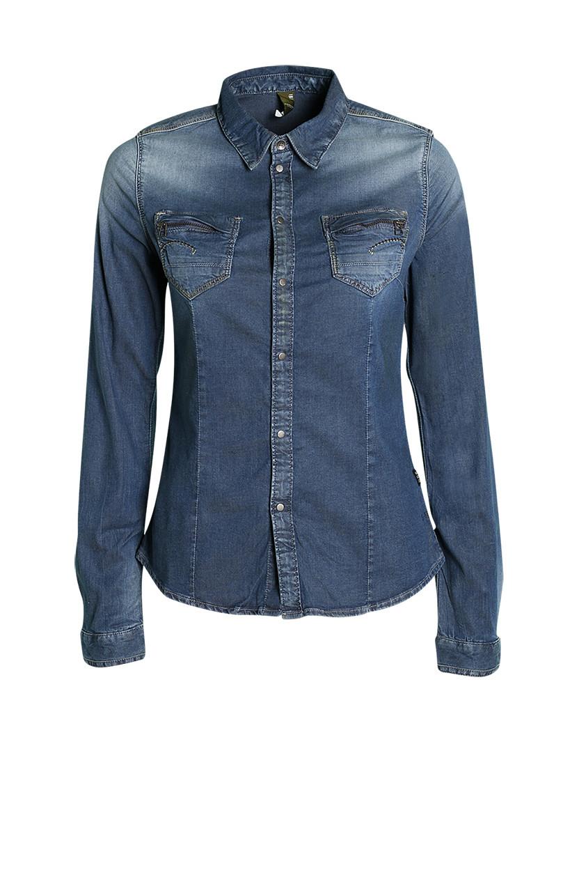 g-star-jeanshemd