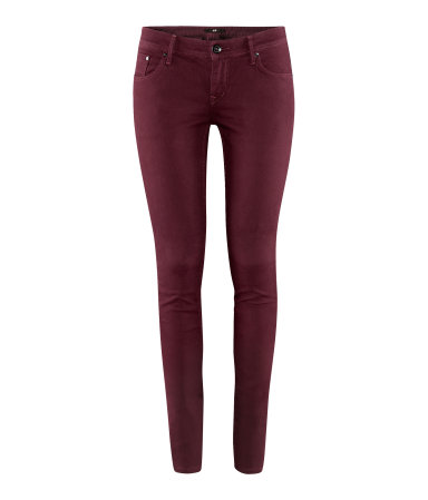 hm-skinny-jeans-weinrot