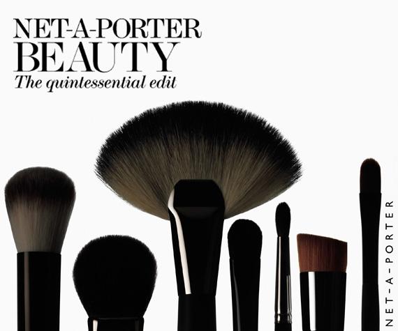 Beim Onlineshop Net-a-Porter gibt es jetzt auch ausgewählte Beauty-Produkte…