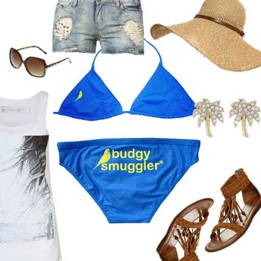 Bikini-Verlosung!!! Gewinne einen Budgy Smuggler in der Trendfarbe Blau…