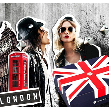 "London-Look auf Bestellung: Die limitierte ""Best of Britain"" Glossybox…"