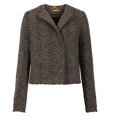 Jacke-grau-Boss-Orange-myclassico