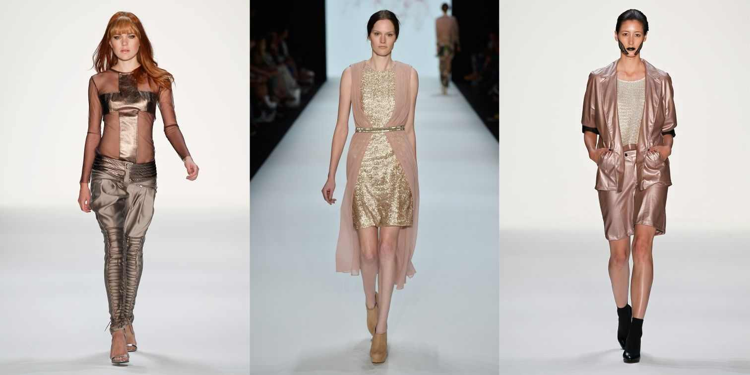 metallic-Trend-Berlin-Fashion-Week