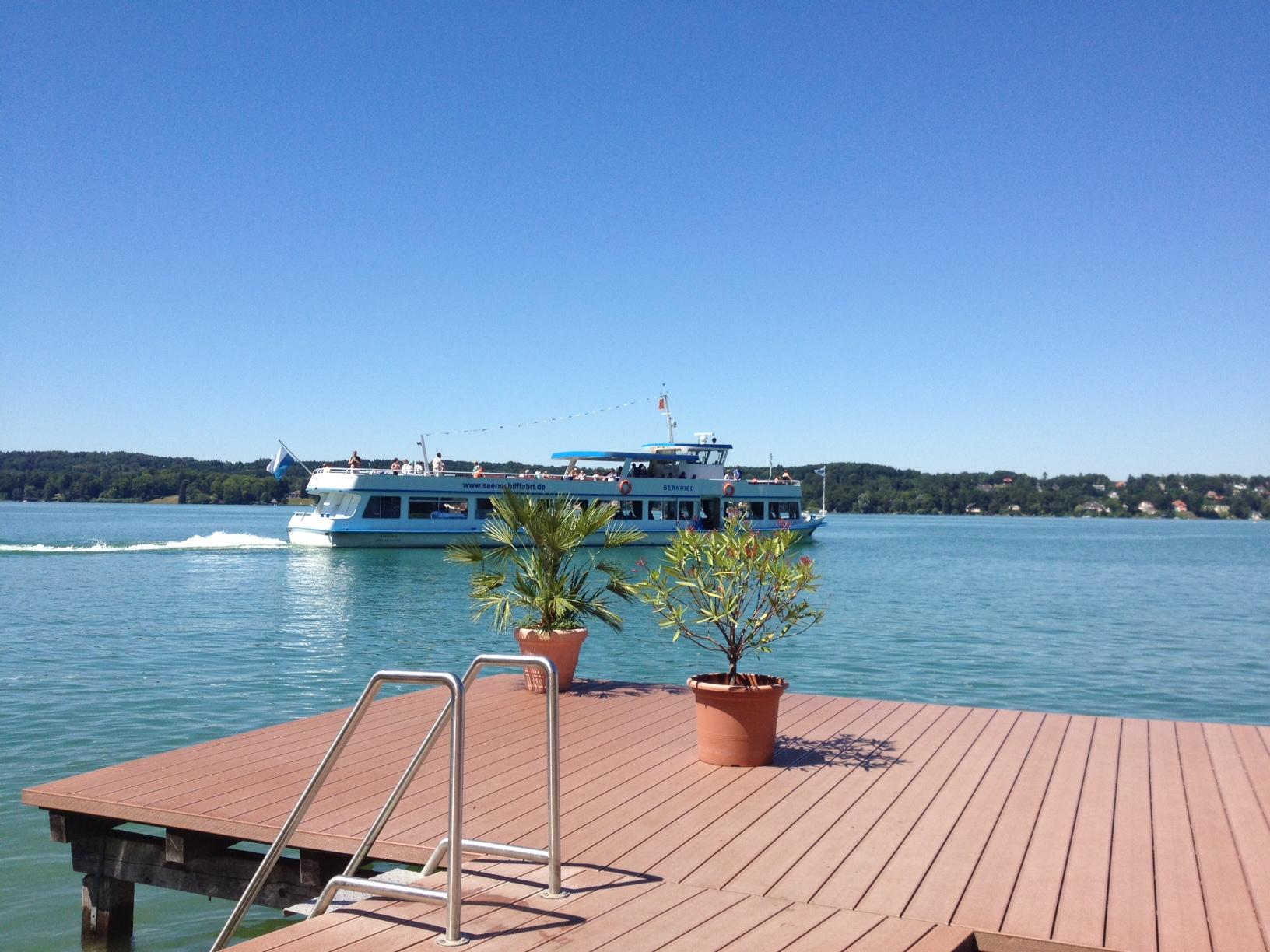 Urlaubswochen bei MyDailyGlamour: Liebste Grüße vom Starnberger See…