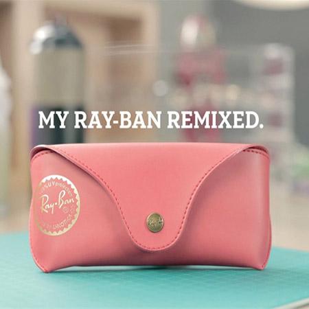 My Ray-Ban Remixed: Die 4-Seasons-Klassiker gibt es jetzt personalisiert…