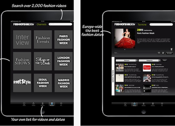 FashionDaily.TV-app