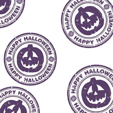 Halloween-Stempel