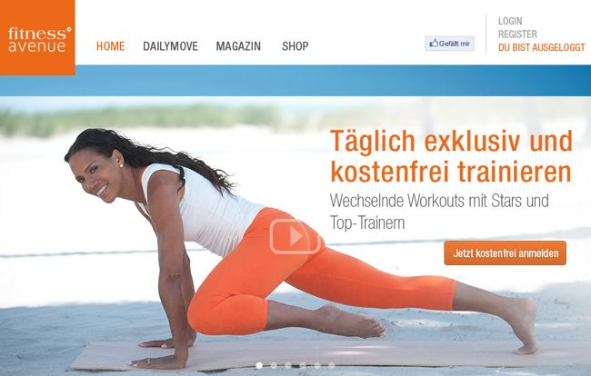 Fitness-Avenue-Barbara-Becker-Ursula-Karven