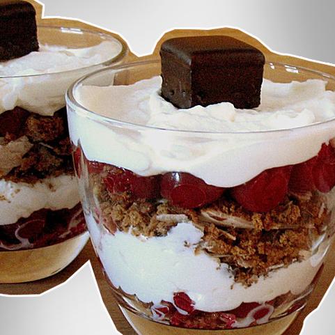 Lebkuchen-Dessert-Rezept-Nachspeise