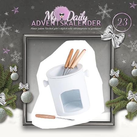 Türchen #23: Die Lösung für die weihnachtlichen Schokoladenreste…