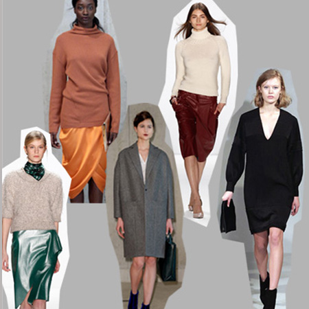 High five! Unsere TOP 5 Trends der Fashion Week Berlin für den Winter 2014/2015…