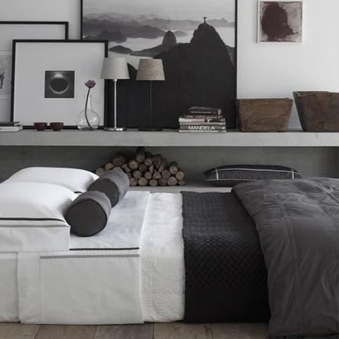 Home Inspirations // Wir Ziehen Um!!! Wohntrends & Wünsche In ... Schlafzimmer Ideen Grau Weiss