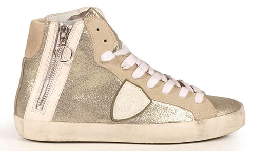 Philippe-Model-sneaker-gold-myclassico-