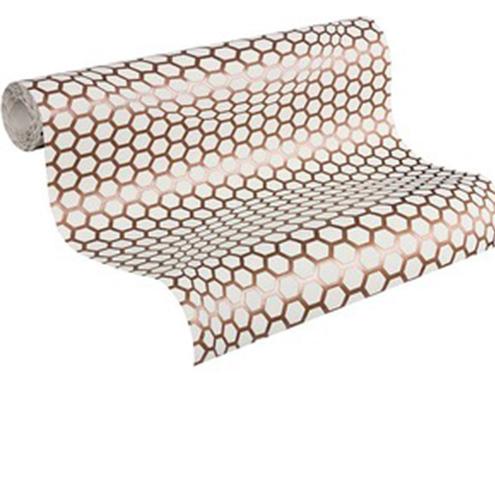 Kupfer-trend-tapete-livingwalls