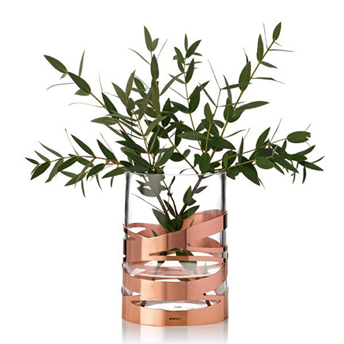 Kupfer-trend-vase-stelton