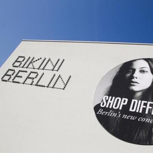 Eröffnung Concept Mall Bikini Berlin // Der Teufel trägt Bikini…