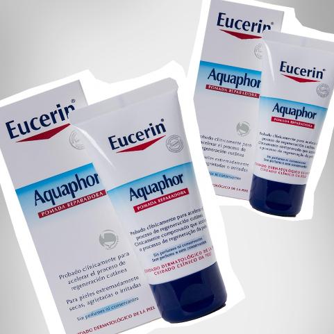 Lieblingsstücke aus meinem Beautybag //  Der Alleskönner Aquaphor von Eucerin…