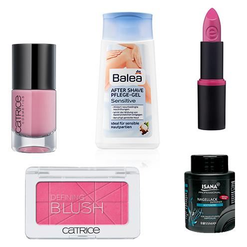 Top 5 unter 5 // Meine 5 Beauty-Favoriten für unter 5 Euro…