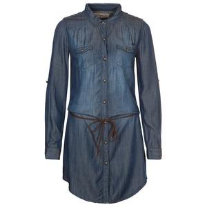 Kaporal-Hemdblusenkleid-Jeanskleid-denim