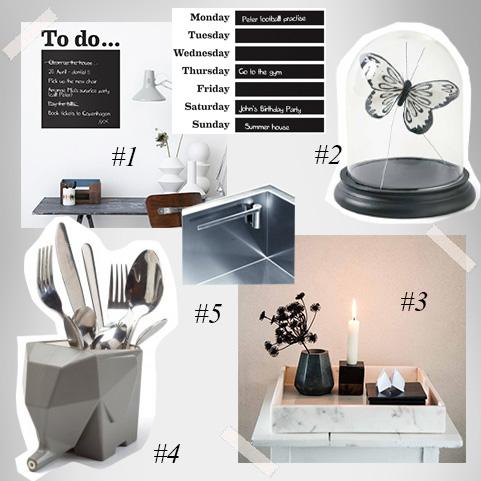 Home Inspirations // KRIMSKRAMS oder: 5 hübsche Dinge für zu Hause…
