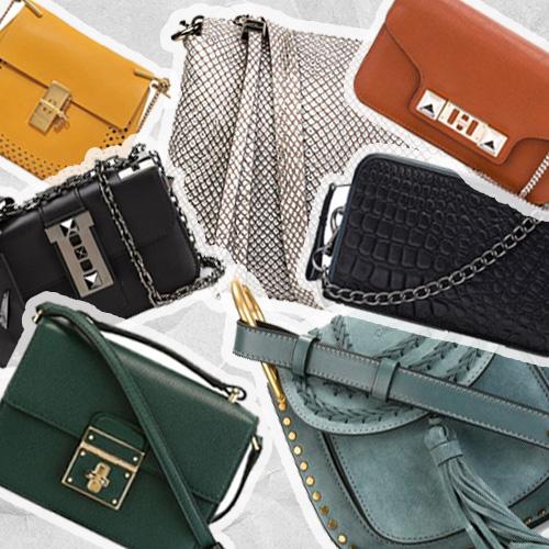 Crossbody Bags // quadratisch, praktisch, ganz schön stylisch