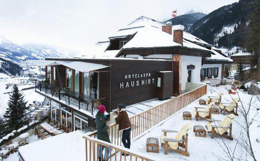 Ski Hotel Kinderbetreuung Oesterreich Haus Hirt Kinderhotel
