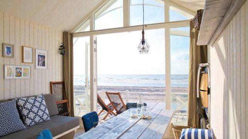 Strandhäuser in Holland Ferienhäuser direkt am Strand