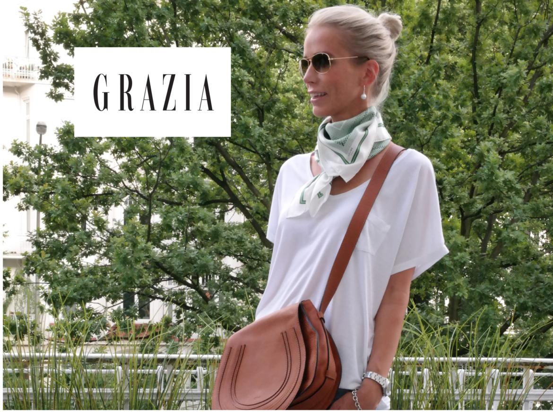 Anke Rieckhoff Interview GRAZIA